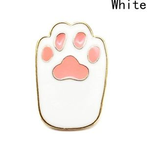 Coming soon! Rare white paw Pin  | Brooch 💜